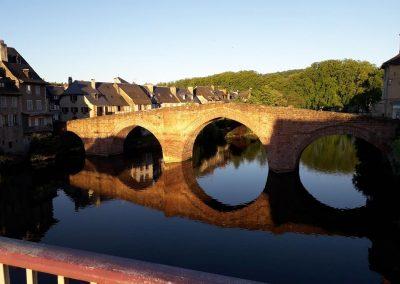 Pont Vieux et Lot